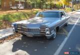 Classic 1968 Cadillac DeVille for Sale