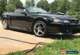 Classic 2003 Ford Mustang GT Convertible 2-Door for Sale