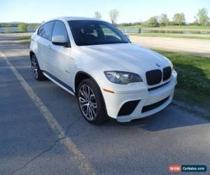 Classic BMW: X6 X6 XDRIVE35I 2012 for Sale