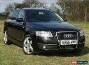 Audi A6 Avant 2.0TDI SE 6 Speed for Sale