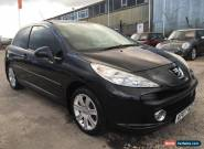 Peugeot 207 Sport 3dr PETROL MANUAL 2007/07 for Sale