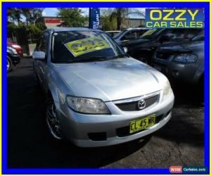 Classic 2003 Mazda 323 Astina Silver Manual 5sp M Hatchback for Sale