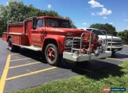1966 Chevrolet Other Pickups Firetruck for Sale