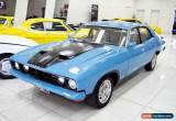 Classic 1975 Ford Falcon XB 500 Deep Aqua Automatic 3sp A Sedan for Sale