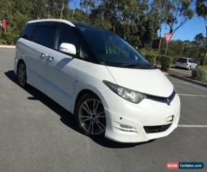 Classic 2006 Toyota Estima GSR50 Aeras White Automatic 5sp A Wagon for Sale