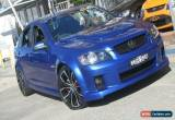 Classic 2006 Holden Commodore VE SS Blue Automatic 6sp A Sedan for Sale