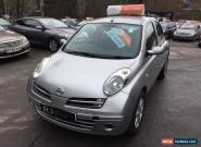 2005 Nissan Micra 1.2 SE 5dr 5 door Hatchback  for Sale