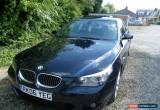 Classic 2006 BMW 525D M SPORT BLACK for Sale
