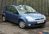 Classic 2003 (03) Ford Fiesta 1.4 Ghia 5 Door for Sale