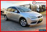 Classic 2008 Ford Focus LT LX Sedan 4dr Spts Auto 4sp, 2.0i Silver Automatic A Sedan for Sale