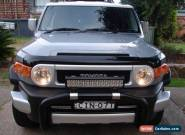 Toyota FJ Cruiser 4WD Wagon 2012 for Sale