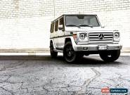 2002 Mercedes-Benz G-Class G500 for Sale
