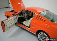 1965 Ford Mustang FASTBACK,  deluxe  for Sale
