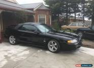 MUSTANG SVT COBRA CONVERTIBLE 1994/5 for Sale