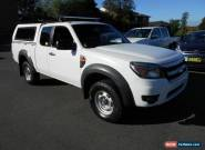 2009 Ford Ranger PK XL (4x2) White Manual 5sp M for Sale