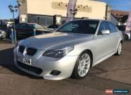 2006 56 BMW 5 SERIES 530D M SPORT 3.0D 4D AUTO 228 BHP DIESEL for Sale