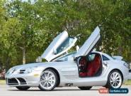 2005 Mercedes-Benz SLR McLaren Base Coupe 2-Door for Sale