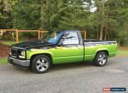 1988 Chevrolet C/K Pickup 1500 for Sale