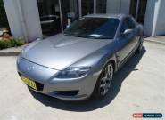 2004 Mazda RX-8 Grey Automatic 4sp A Coupe for Sale