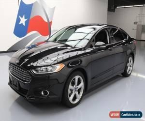 Classic 2014 Ford Fusion SE Sedan 4-Door for Sale