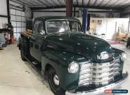 1952 Chevrolet Other Pickups triftmaster for Sale