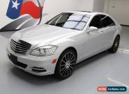 2012 Mercedes-Benz S-Class Base Sedan 4-Door for Sale