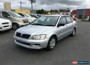 2003 Mitsubishi Lancer Auto CG ES Silver Automatic 4sp A Sedan for Sale