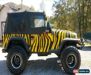 Classic 1997 Jeep Wrangler for Sale