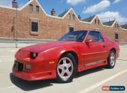 1991 Chevrolet Camaro RS Coupe 2-Door for Sale