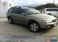 Holden Adventra LX8 (2004) 4D Wagon Automatic (5.7L - Multi Point F/INJ) 5 Seats for Sale