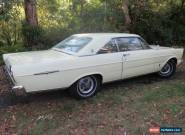 ford galaxie 1965 2 owners 23000 original miles for Sale