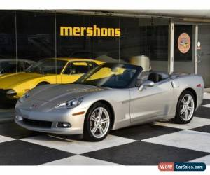 Classic 2008 Chevrolet Corvette Base Convertible 2-Door for Sale