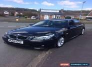2008 BMW 520D M SPORT BLACK for Sale