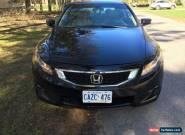 Honda: Accord EX-L for Sale