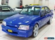 1985 Holden Commodore VK Berlina Formula Blue Automatic A Sedan for Sale