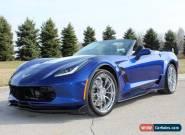 2017 Chevrolet Corvette Grand Sport Convertible 2-Door for Sale