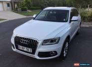 2015 Audi Q5 8R MY15 2.0 TDI Quattro Ibis White Automatic 7sp A Wagon for Sale