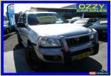 Classic 2003 Toyota Landcruiser Prado KZJ120R GX (4x4) Silver Manual 5sp M Wagon for Sale