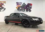 2005 Holden Crewman VZ Cross 6 Automatic 4sp A Utility for Sale