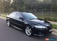 Mazda 6- Luxury Sports- MY05- manual with all options. for Sale