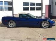 2004 Chevrolet Corvette Base Convertible 2-Door for Sale