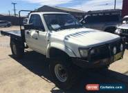 1992 Toyota Hilux RN105R (4x4) Manual 5sp M for Sale