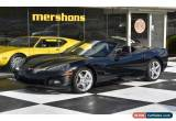 Classic 2006 Chevrolet Corvette Base Convertible 2-Door for Sale