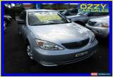 Classic 2002 Toyota Camry SXV20R Advantage Silver Automatic 4sp A Sedan for Sale