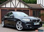2014 BMW 5 Series 2.0 520d M Sport 4dr for Sale