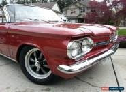 Chevrolet: Corvair Monza 900 Convertible for Sale