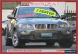 Classic 2008 BMW X5 E70 4.8I Grey Automatic 6sp A Wagon for Sale
