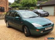 2002 FORD FOCUS ESTATE 1.8L petrol for Sale