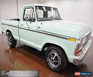 Classic 1979 Ford F-100 Pickup for Sale
