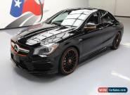 2016 Mercedes-Benz CLA-Class for Sale